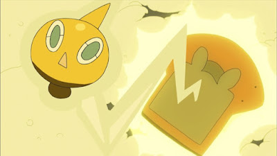 Pokémon Sol y Luna Ultra Aventuras Capitulo 14 Temporada 21 RotomDex no puede evitarlo