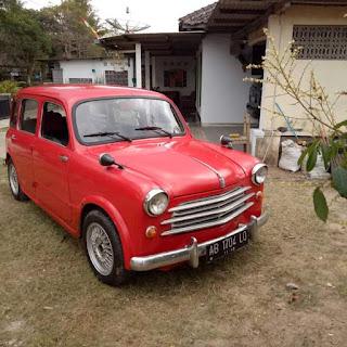Dijual mobil klasik FIAT Wagon