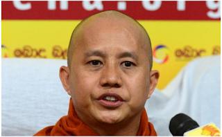 Artis Thailand Masuk Islam, Wirathu Marah Besar. Berjanji Kirim Ribuan Biksu ke Thailand