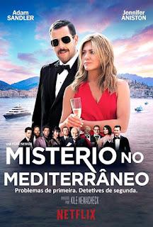 Mistério No Mediterrâneo - HDRip Dual Áudio
