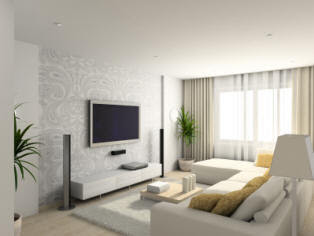 Article Titled Contemporary Small Living Room Decorating