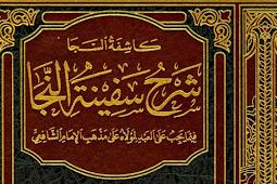 Download Kitab Kasyifatus Saja Syarah Safinatun Naja (PDF)