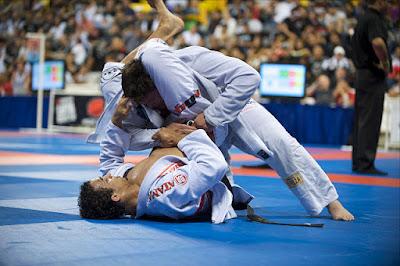 رياضة الجوجيتسو من أقدم وأعرق الألعاب القتالية
