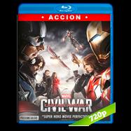 Captain America: Civil War (2016) BRRip 720p Audio Dual Latino-Ingles