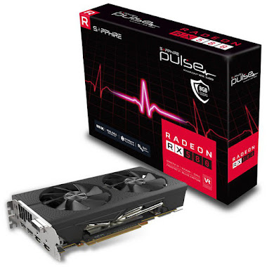 Sapphire Pulse RX 580 8GB GDDR5