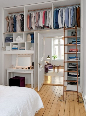 QUICK AND EASY ORGANIZATION IDEAS TO GET YOUR BEDROOM