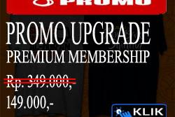 Promo Upgrade Premium Membership Kaos Dakwah Februari 2017