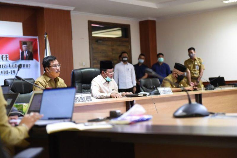 Refocussing, Isdianto Sebut Anggaran Darurat Covid-19 Meningkat Lagi