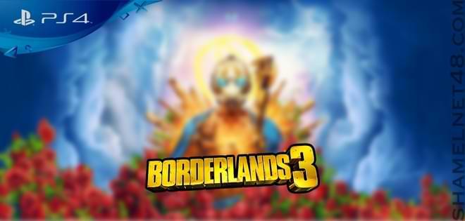 تحميل لعبة Borderlands 3 لجهاز ps4