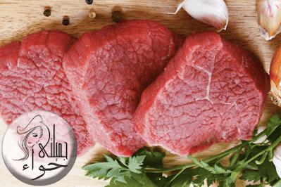 طرق متنوعه لطهو اللحم