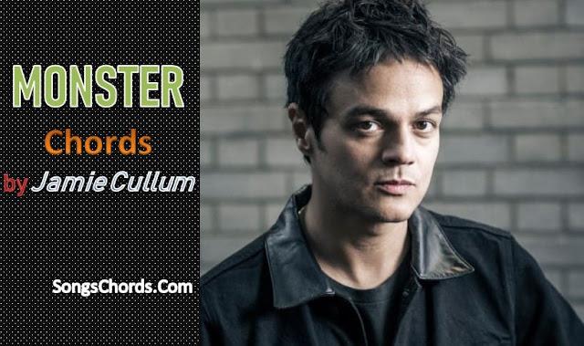 Jamie Cullum Monster Chords and Lyrics