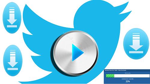 تحميل فيديوات التويتر بدون برامج في ثواني معدودة