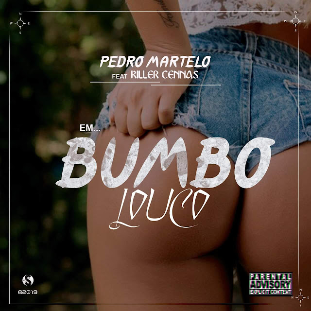 Pedro Martelo - Bumbo Louco (Funk)