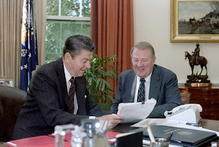Edwin Meese President Reagan