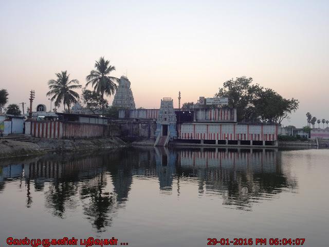 Chennai Murugan Temples Vallakotai