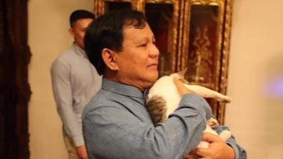 Prabowo Tidak Sakit, Hanya Perlu Istirahat