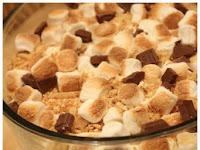 Brownie S'mores Trifle Dessert Recipe
