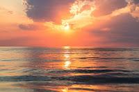 Dawn sky Photo by Sebastien Gabriel on Unsplash