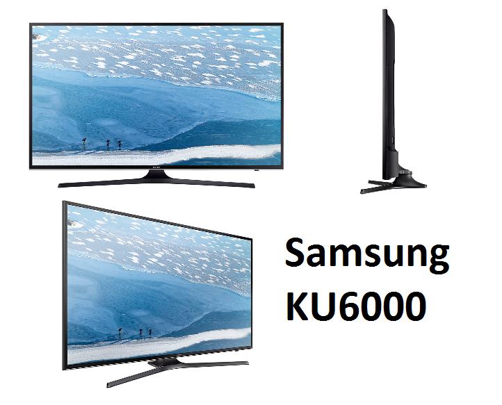 Samsung ku6000 el m s barato 4k hdr 2017 8bit panel - Distancia televisor 55 pulgadas ...