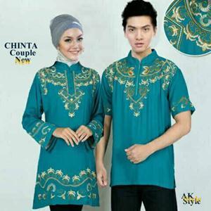 Model Baju Muslim Couple Modern Terbaru