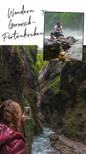 Entdeckungstour Wasser Partnach - Wetterstein Route  Wandern Garmisch-Partenkirchen 21