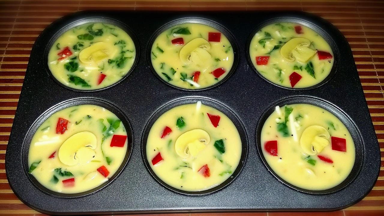 resep masakan & kue: Resep Cara Membuat Crustless Spinach