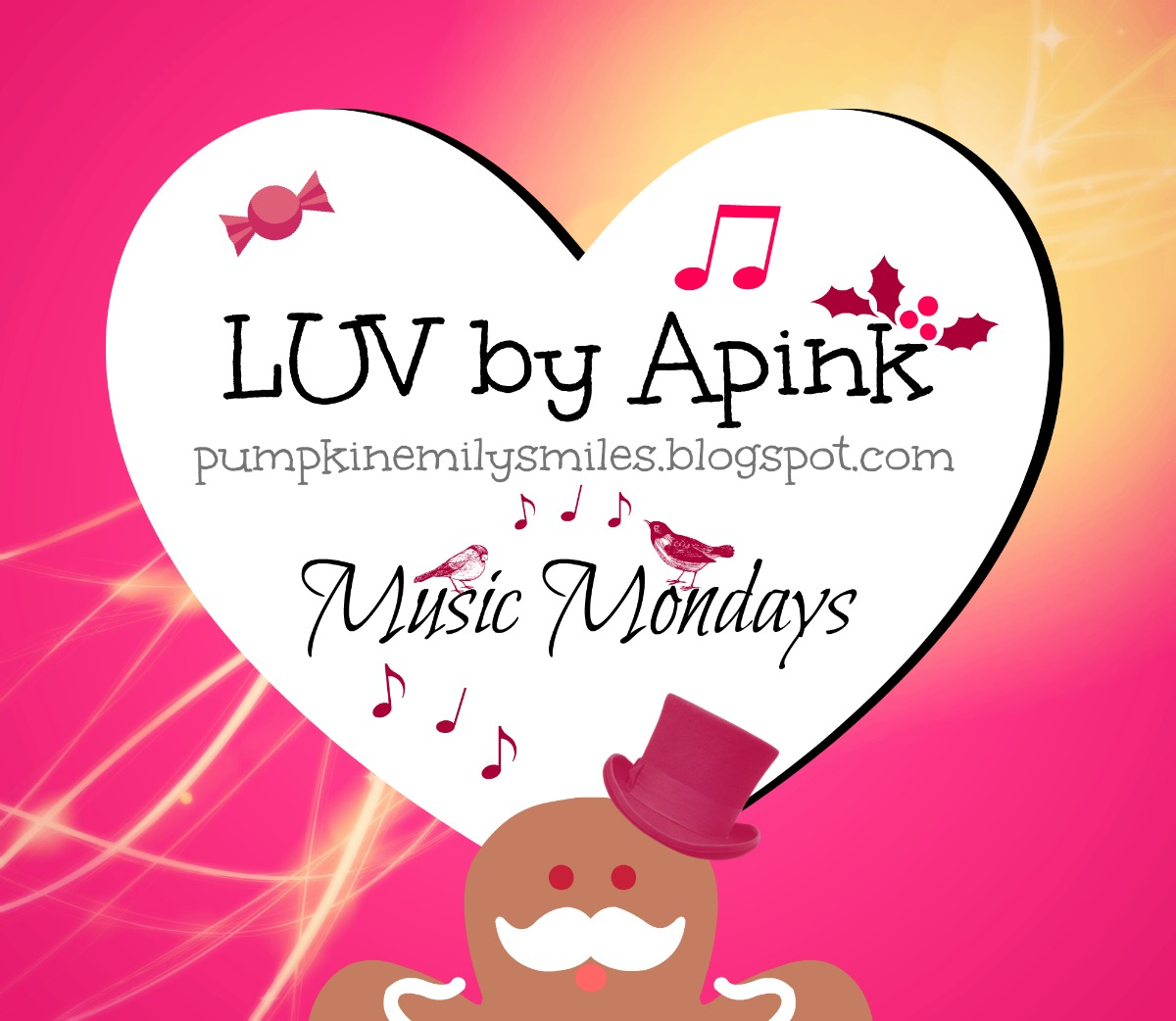 LUV by Apink Music Mondays