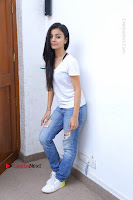 Telugu Actress Mahima Makwana Exclusive Stills in Blue Denim Jeans  0229.JPG