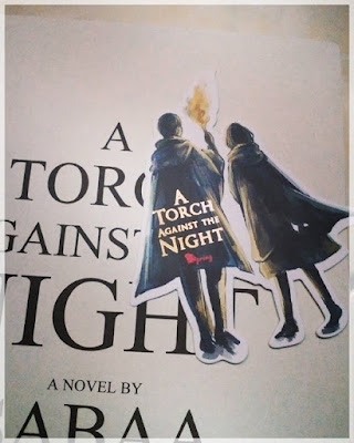 4. A Torch Against the Night