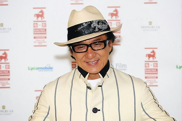 Jackie Chan son sits in jail for a drug den