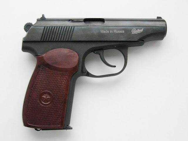 9-миллиметровый пистолет ИЖ-79 Сергиев Посад