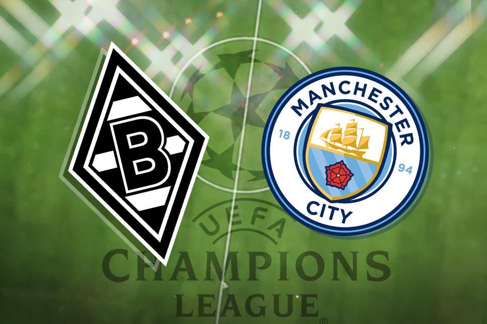 Watch the Manchester City and Borussia Monchengladbach match live 24-2-2021 Champions League
