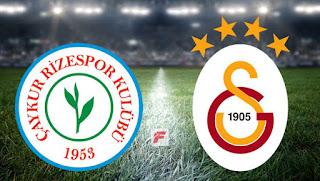 Çaykur Rizespor - Galatasaray macini izle