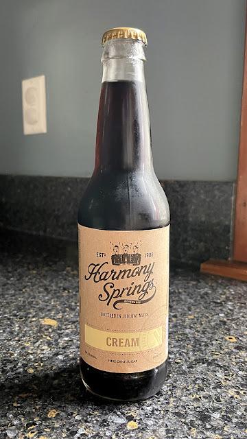 Harmony Springs Cream Soda