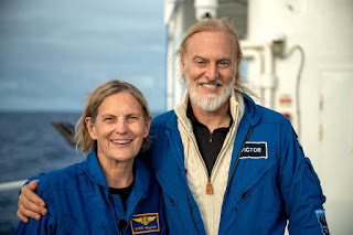 The First U.S. Woman To Walk in Space Just Traveled to The Ocean's Deepest Depth
