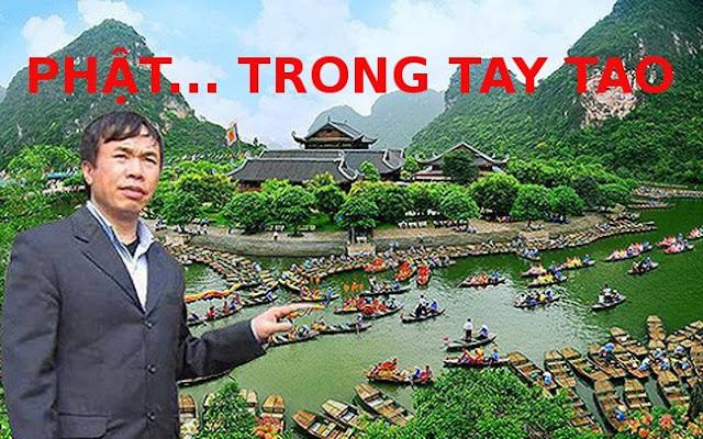 Chân dung vị tỷ phú Việt ăn chay, làm giàu nhờ cướp đất, mua thần bán Phật