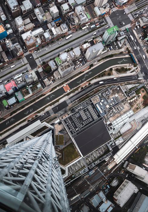 Tokyo Skytree Japan Observation Deck