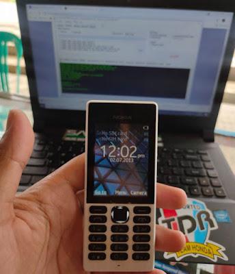Flash Nokia 150 rm1190 Mati Total