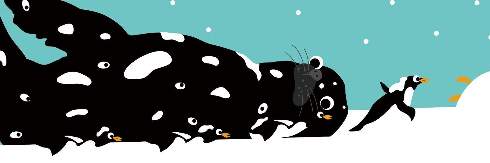 [繪本] 펭귄 랄랄라企鵝拉拉拉--구신애   POHÁDkaka