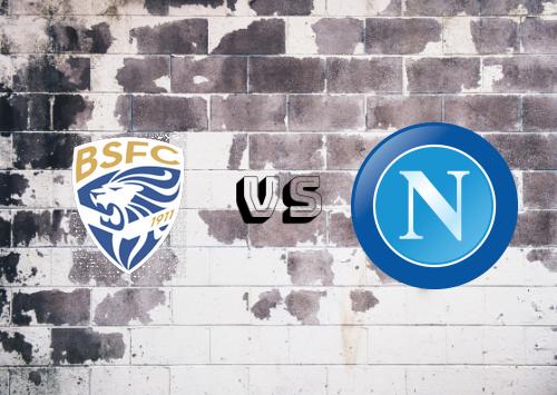 Brescia vs Napoli  Resumen y Partido Completo