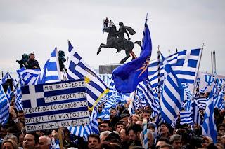 Τσίπρας, Καμμένος και Κοτζιάς πρωταγωνιστούν στο ξεπούλημα του ονόματος Μακεδονία