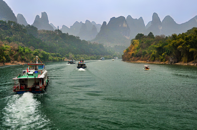 Li River - Paket China Group Series Periode Lebaran 2018 - Salika Travel