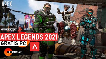 Descargar Apex legends 2021 para PC ESPAÑOL