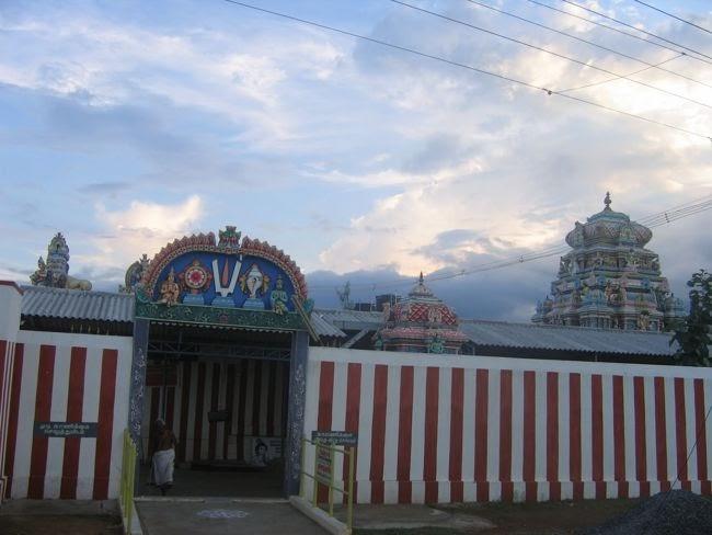 Keezha Thiruvenkatanathapuram Temple