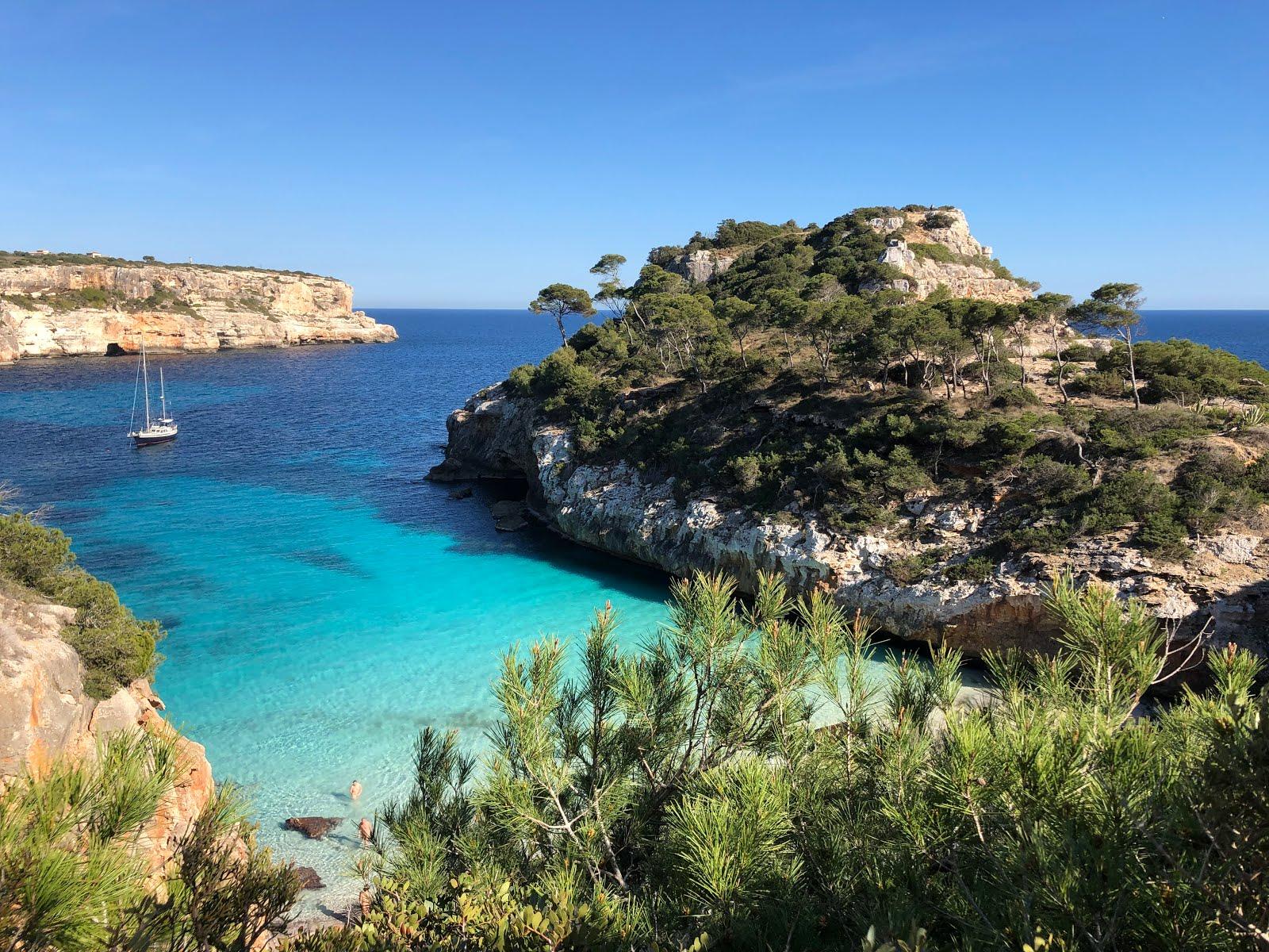 Calo des Moro, Mallorca, Balearen