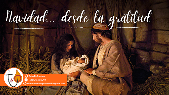 Navidad... desde la gratitud