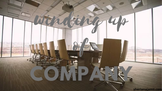 Grounds for winding up of a company- helpful guide