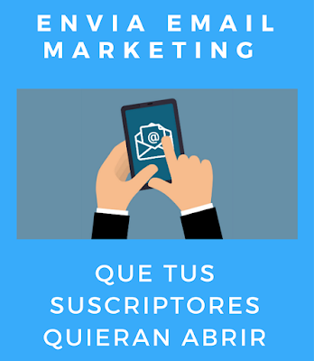Email Marketing o cómo vender más online