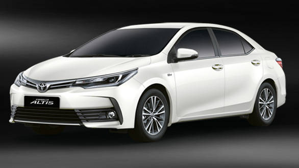 Mobil Sedan Toyota Corolla Altis 2017, Spesifikasi dan Harga