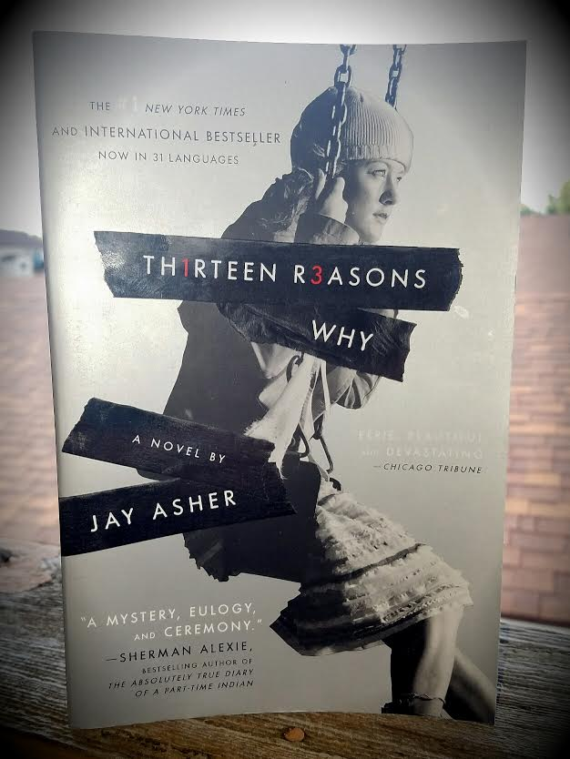 13 reasons why book review Save create a list create a list  thirteen reasons why by jay asher grades 6-8, 9-12  other books you might like.